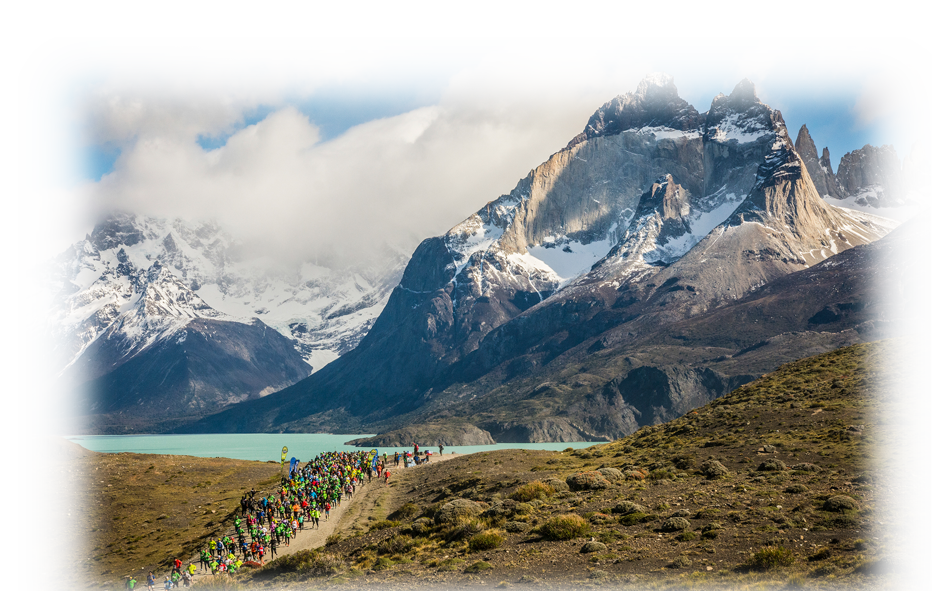 Patagonian International Marathon Chilean Patagonia Road Running, Patagonia, Chile