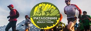 Patagonian Internaitonal Marathon Running Event Patagonia, Chile Banner Color
