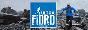 Ultra Fiord Event Trail Running Patagonia, Chile Banner Color