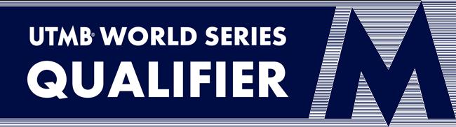 Logo UTMB World Series Qualifying