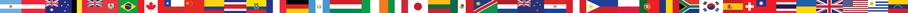 Ultra Fiord World Trail Running Flags