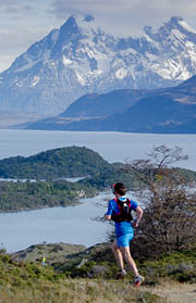 ULTRA PAINE Map Chilean Trail Running Patagonia Patagonia, Chile
